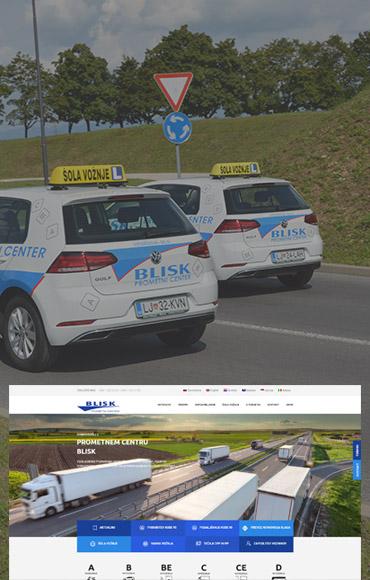 Prometni center BLISK
